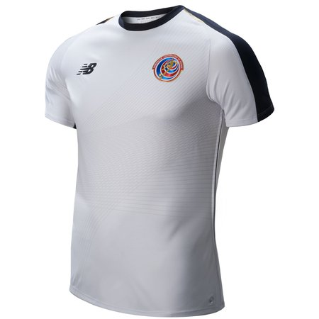 3c3fbdeb672 New Balance Costa Rica 2018 World Cup Away Replica Jersey