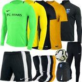 FC Stars 08-13 Required GK Kit