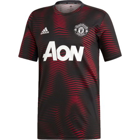 Adidas Manchester United Home Pre-Match Jersey