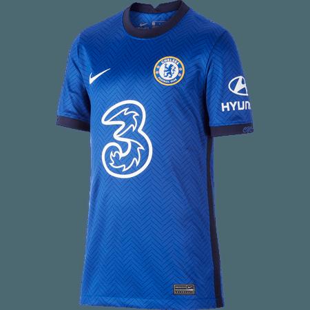 Nike 20-21 Chelsea Home Youth Jsy
