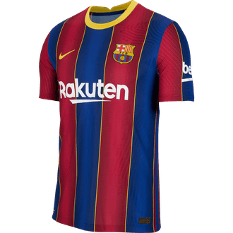 Nike FC Barcelona 2020-21 Home Authentic Vapor Match Jersey