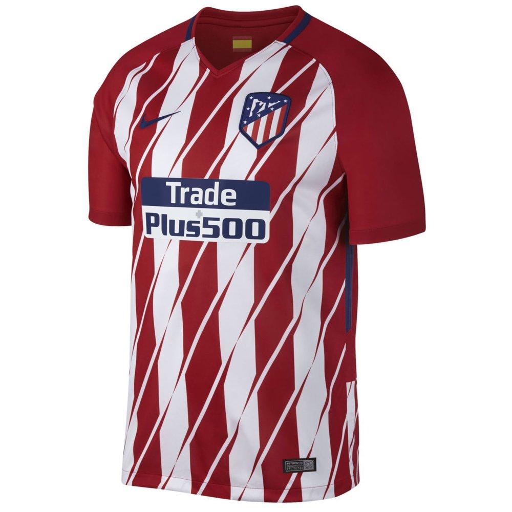 cc4b3d753 Nike Atletico Madrid Home 2017-18 Stadium Jersey. Item Desc Product