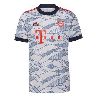 adidas Bayern Munich Jersey Tercera 21-22