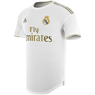 adidas Real Madrid Home 2019-20 Authentic Jersey
