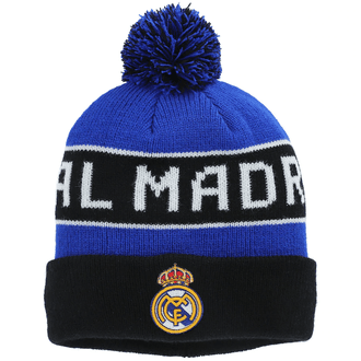 Fan Ink Real Madrid Benchwarmer Beanie