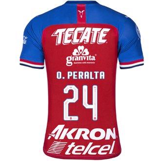 Puma Chivas Peralta Jersey de Local 19-20
