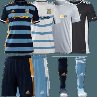 USC U11 - U19 Required Kit
