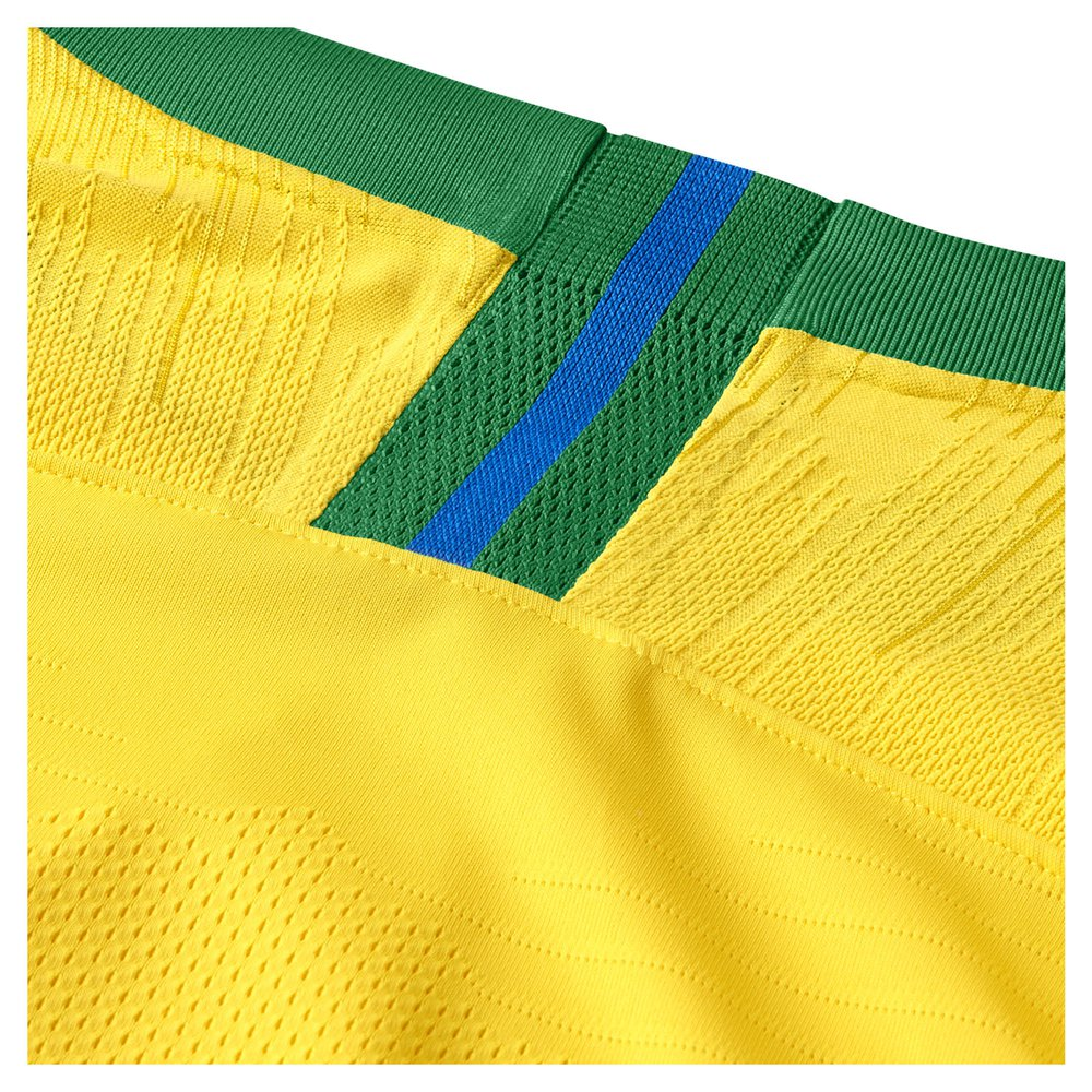d4366d9c5 Nike Brazil 2018 World Cup Home Vapor Match Jersey