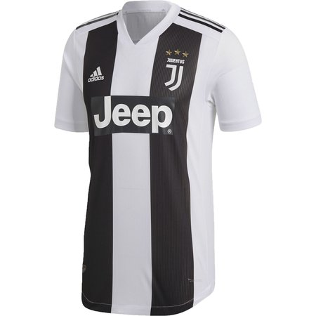 adidas Juventus Home 2018-19 Authentic Jersey