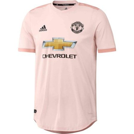 adidas Manchester United Away 2018-19 Authentic Jersey