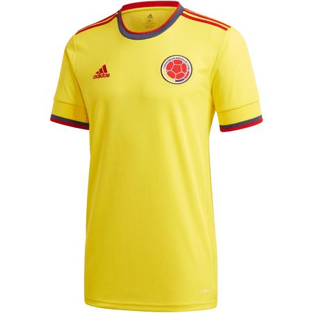 adidas Colombia FCF 2021 Jersey de Local