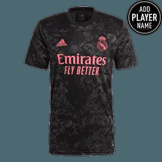 adidas Real Madrid Jersey Tercera 20-21