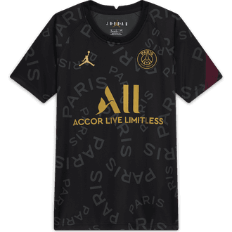Nike Jordan PSG Dry Squad 2020-21 Youth Pre-Match Top