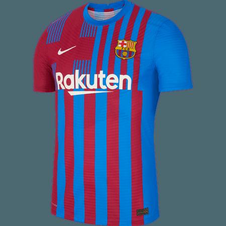 Nike Barcelona Jersey Autentica de Local 21-22