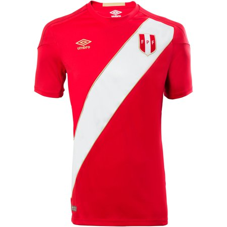 5af38fcc167 Umbro Peru 2018 World Cup Away Replica Jersey