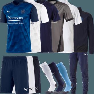 JFC Boys Academy & Academy II Kit
