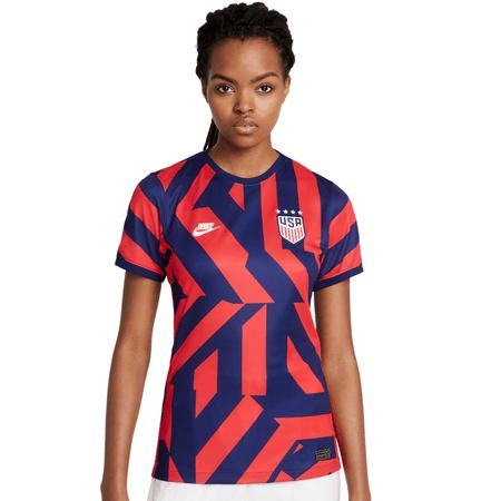 Nike 21-22 USA Away Womens Stad 4 Star