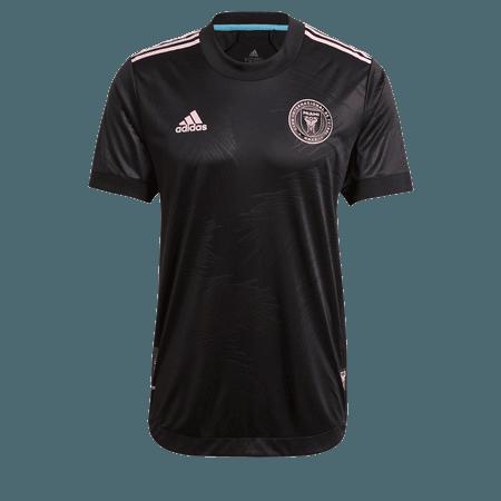 adidas Inter Miami 2021-22 Men's Away Authentic Jersey