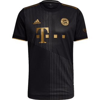 adidas Bayern Munich Jersey Autentica de Visitante 21-22