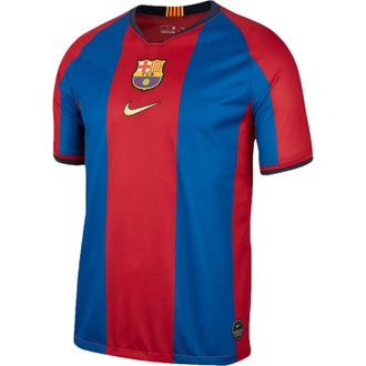 6766cc00769 Nike Barcelona El Clasico Home Stadium Jersey 2019