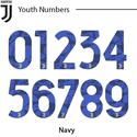 Juventus 21-22 Youth Number