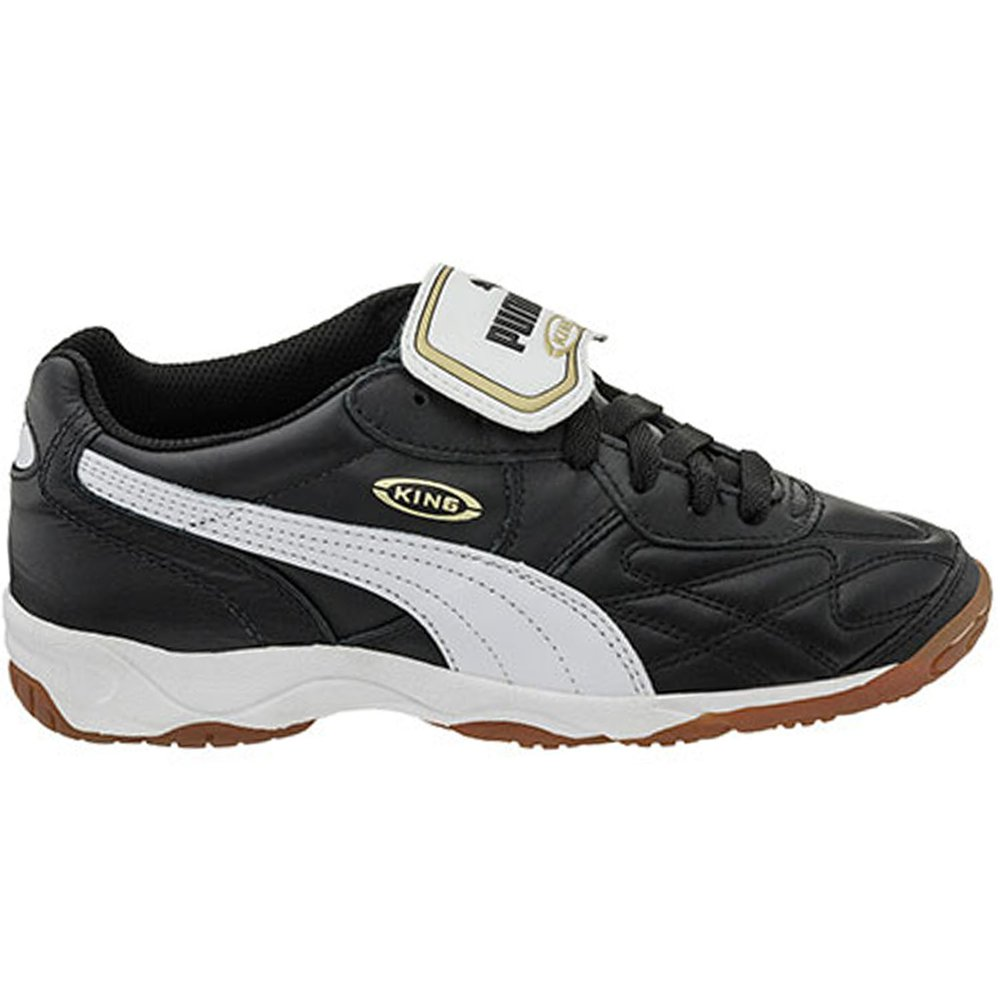 bf305ca9c Puma King Indoor (Black) | WeGotSoccer.com