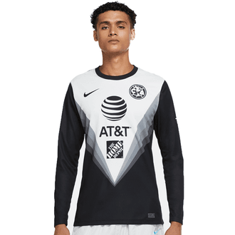 Nike Club America 2020-21 Long Sleeve Goalkeeper Jersey