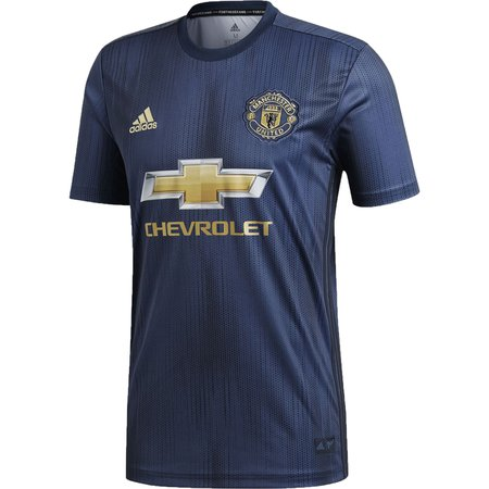 adidas Manchester United 3rd 2018-19 Replica Jersey