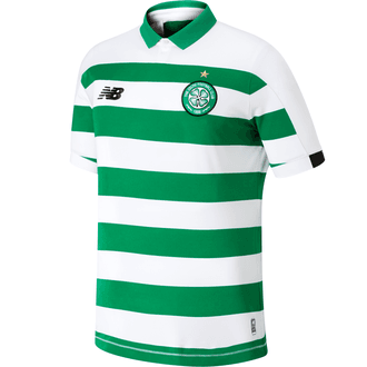 New Balance Celtic 2019-20 Youth Home Replica Jersey