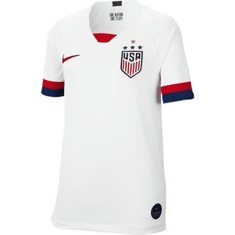 Nike United States 2019 4-Star Home Youth Stadium Jersey