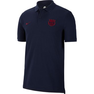 Nike NSW Barca Crest Polo
