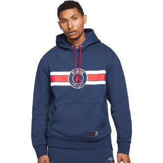 Nike Jordan 2021-22 PSG Fleece Pullover Hoodie