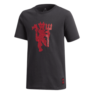 Adidas Manchester United Kids Graphic Tee