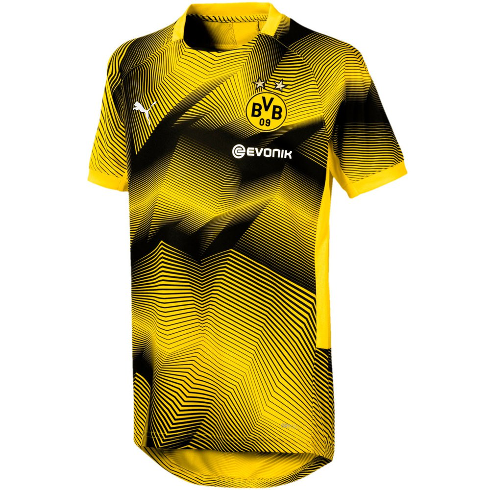 Puma Youth Bvb Dortmund 2018 19 Training Jersey Wegotsoccer