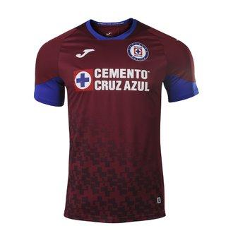 Joma Cruz Azul Jersey Tercera 20-21 para Niños