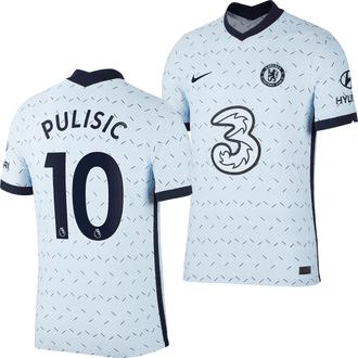 Nike Chelsea Pulisic Away 2020-21 Stadium Jersey