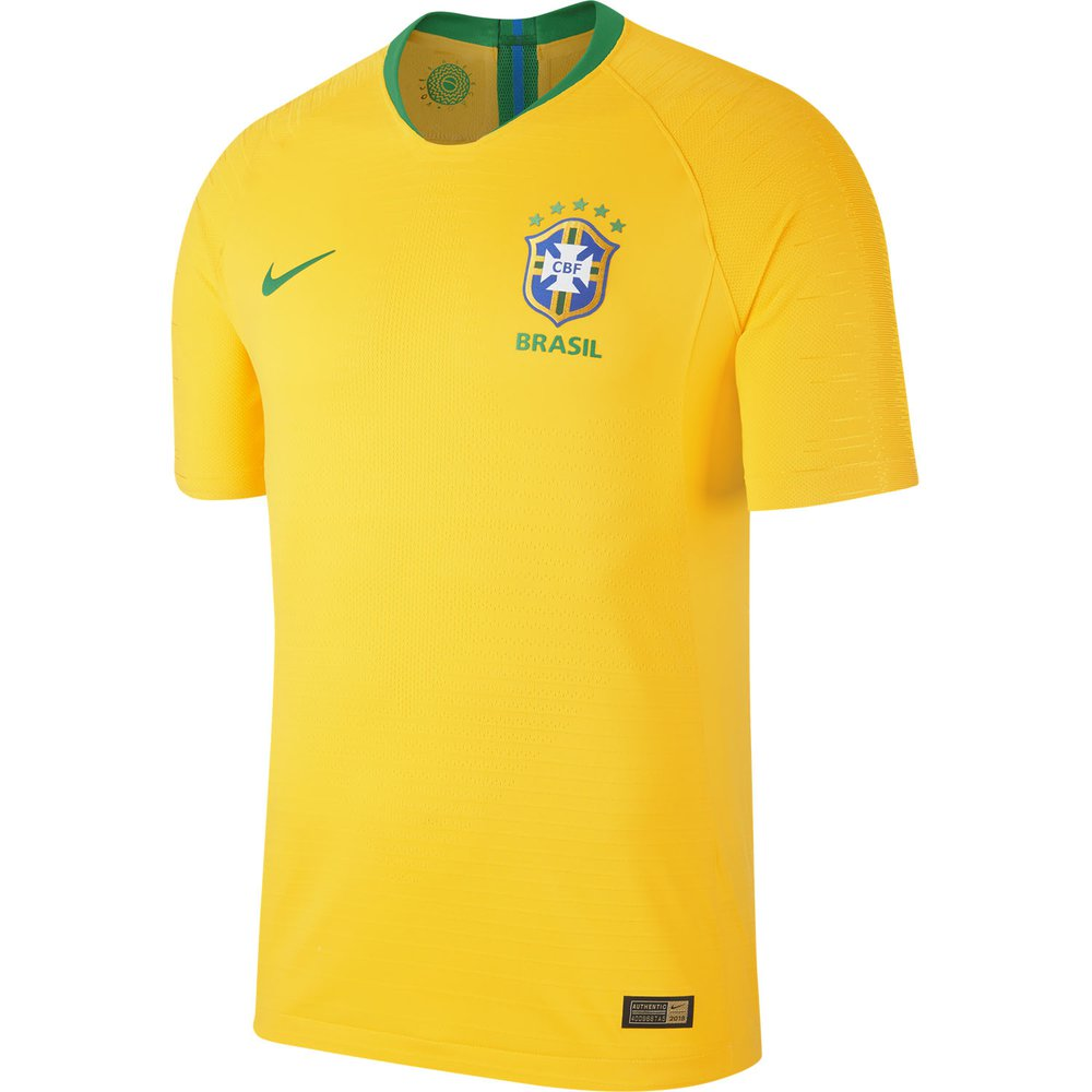 fcf1535b2 Nike Brazil 2018 World Cup Home Vapor Match Jersey. Item Desc Product
