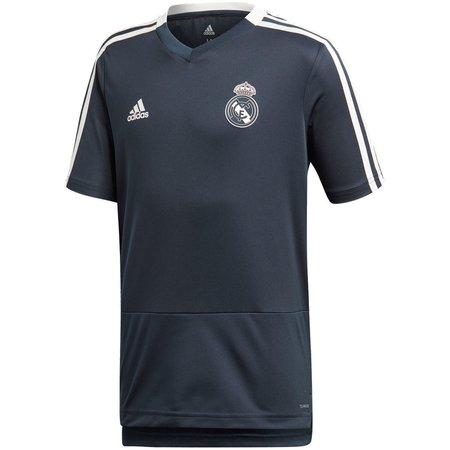 adidas Real Madrid Youth Training Jersey