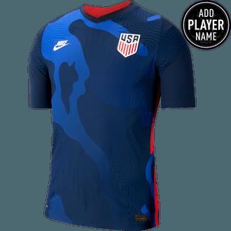 Nike USA Jersey Autentica de Visitante 2020