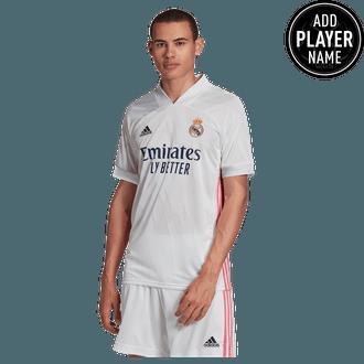 adidas Real Madrid Jersey Local 20-21