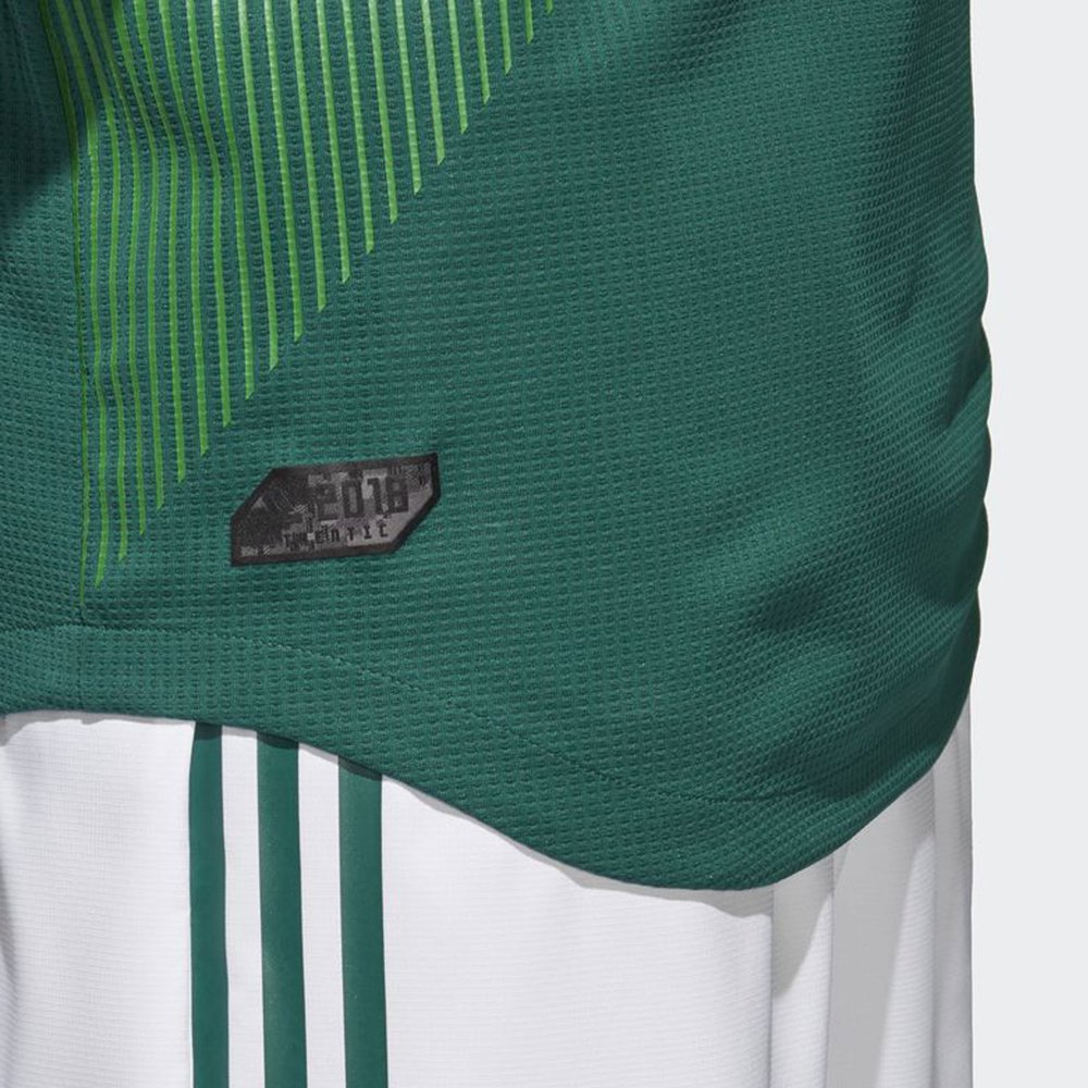 adidas Mexico 2018 World Cup Home Authentic Jersey | WeGotSoccer