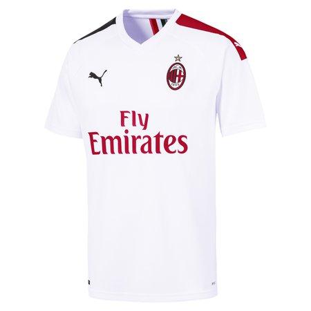 Puma AC Milan 2019-20 Away Stadium Jersey