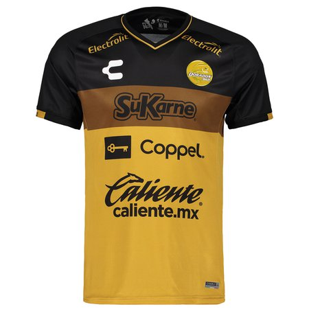 Charly Dorados Jersey Local 2018-2019