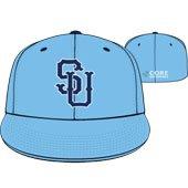 SU Pirates Light Blue Cap