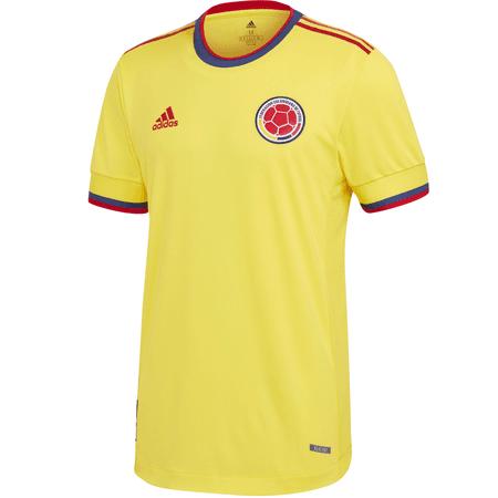 adidas Colombia FCF 2021 Jersey Local Autentico