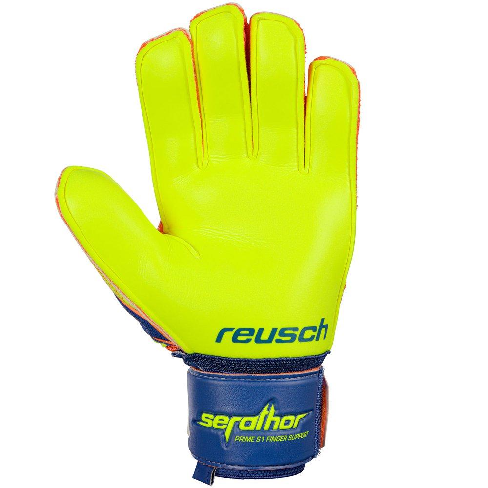 f96f7928b Reusch Serathor Prime S1 Finger Save Goalkeeper Gloves