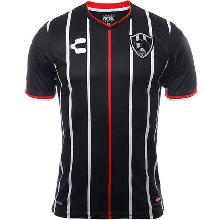 Charly Club de Cuervos 17-18 Away Jersey