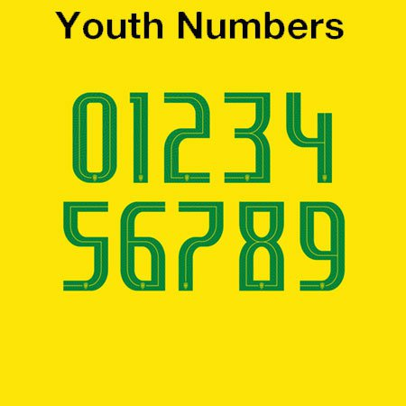 Brazil 2018 Youth Numbers
