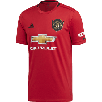 adidas Manchester United Jersey de Estadio Local 2019-20