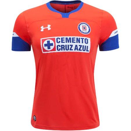 Under Armour Cruz Azul Jersey Tercera 18-19